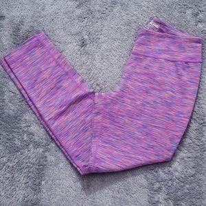 Kirkland Signiture Colorful Exercise Leggings: L